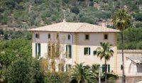 Die Finca Possesion liegt am Fuße des Tramuntanagebirges und ist ein altehrwürdiges Herrenhaus