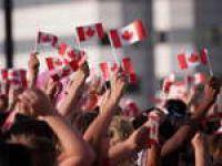 Kanada freut sich über Besucherrekord , Photo Credit: www.torontowide.com