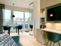 Zeitwohnhaus Suite-Hotel & Serviced Apartments eröffnet Penthouse im Zentrum Erlangens