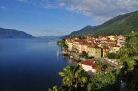 Zitronenhaine am Lago Maggiore