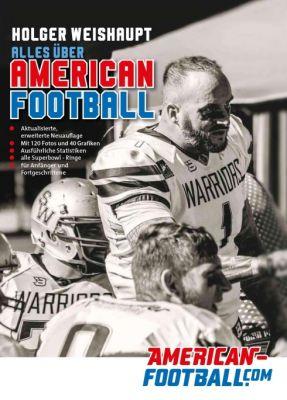 """""""Alles über American Football"""" von Holger Weishaupt"""