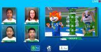 """Auslosung der Gruppen: Kinder aus mehr als 100 Ländern nehmen an der """"F4F""""-eWorld Championship  2020 teil"""