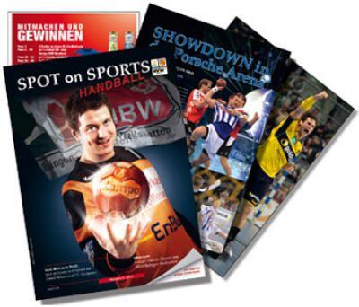 Spot on Sports Handball