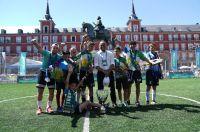 "Brasilianischer Fußballstar Roberto Carlos: Globaler ""Fußball für Freundschaft""-Botschafter"