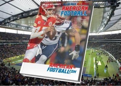 Alles über American Football, das Buch für Fans und Profis