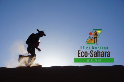 Ultra Trail Morocco Eco Sahara 2015 - Mohamad Ahansal in der Sahara.