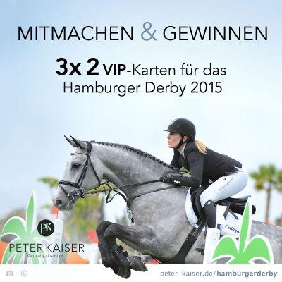 Deutsches Spring- und Dressur-Derby - Janne Friederike Meyer