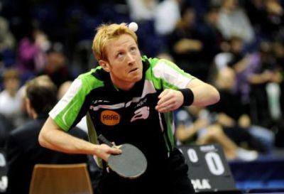 Tischtennisprofi Christian Süß drückt Valentin Baus auf seinem Weg nach Rio die Daumen