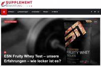 Deutschlands unabhängiges Supplement-Bewertungsportal Nummer 1 Supplement-Bewertung.de – im Fokus