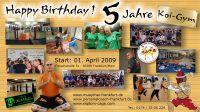 Die Muay-Thai Kampfsportschule Koi-Gym feiert ihr 5-jähriges Bestehen