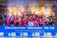 SG Flensburg-Handewitt ist erneut deutscher Handballmeister in ERIMA.  (Bildquelle: Benjamin Nolte)
