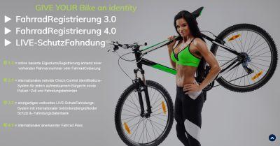 Fahrrad Registrierung 4.0
