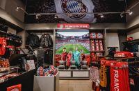 FC Bayern München eröffnet Pop-up Store in Ingolstadt Village