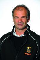 Dr. med. Andreas Gröger, Mannschaftsbetreuer des Deutschen Eishockey Bund (DEB)