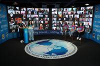 Football for Friendship 2021 organisiert Internationales Online-Camp der Freundschaft