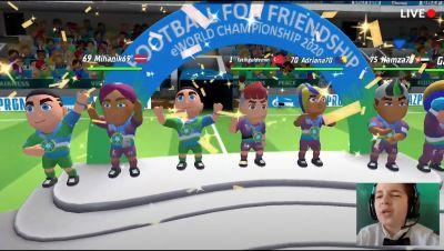 "Das Onlinespiel ""F4F World"" erscheint am 10. Dezember dem Weltfußballtag. (Bild: AGT/Football for Friendship)"