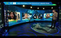 Football for Friendship vereint Teilnehmer aus über 200 Ländern und stellt dritten GUINNESS WORLD RECORDS auf