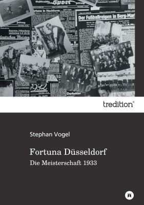 """""""Fortuna Düsseldorf"""" von Stephan Vogel"""