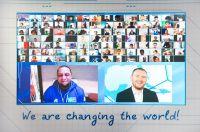 Fußballlegende Roberto Carlos: Globaler Botschafter von Football for Friendship 2021