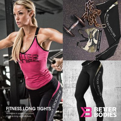 Better Bodies Fitness Long Tight