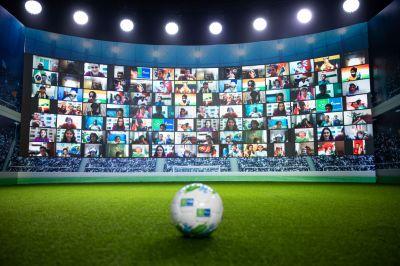 Die 9. Saison von F4F verspricht auch 2021 wieder Spiel, Spaß und Spannung. Quelle: Football for Friendship