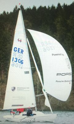 Westdeutsche Meisterschaft H-Boot 1306 Sorpesee
