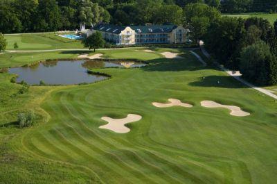 Golf-Opening am 18-Loch Beckbauer Golf Course  im Golf Resort Bad Griesbach