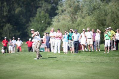 Großartiger Golfsport erwartet die Zuschauer bei der AEGEAN AIRLINES Challenge Tour by Hartl Resort