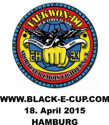 Am 18. April startet der 5. Black-Eagle Cup 2015 - ein hochkarätig besetztes internationales Taekwon-Do Turnier in Hamburg