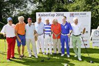 "Franz Beckenbauer, Sepp Maier, Michael Roll, Alois Hartl, Dr. Hans-Dieter Cleven, ""Bulle"" Roth, H. W. Neske, Gregor Wintersteller"