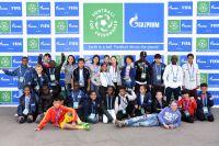 """Junge Botschafter aus der ganzen Welt reisen zur Teilnahme am Programm """"Fußball für Freundschaft"""" nach Madrid"""