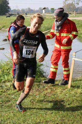 Julian Sterner hat mit einer Zeit von 1:47:36 den The Monarch LimesRun gewonnen (Bild: Susanne Winter)