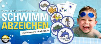 Schwimmabzeichen für Kinder
