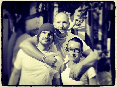 Das Team von KSAdventures (von rechts nach links) Ilkay, Stephan und Matthias