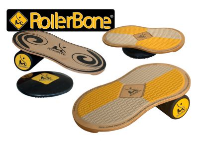 Rollerbone Balance Board Family
