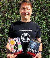 Neues vom Buchmarkt aus dem Bereich Schiedsrichter und Fußball!