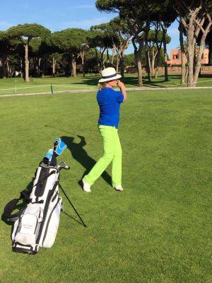 Stefanie Eckrodt, PGA Golf Professional & Dreifache Deutsche Meisterin