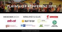 Playmaker Konferenz 2019: Vorteile von Engagements in Sport und Entwicklung aus Unternehmersicht