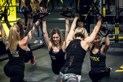 TRX Yoga / Bildcredit: Daniel Zakharov