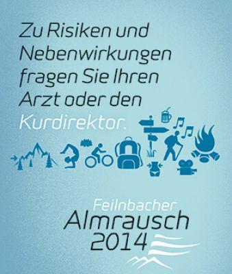 Pure Lebensfreude -  Feilnbacher Almrausch lockt in die Berge, 10.6. bis 15.6.2014