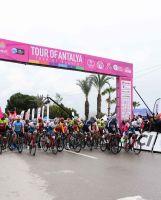 Radsportteams aus der ganzen Welt werden auf der Tour of Antalya AKRA 2019 antreten