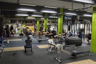 CrossFit EO - Fit und gesund werden