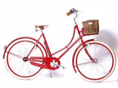 Ein Fahrrad der Marke Braveclassics.com