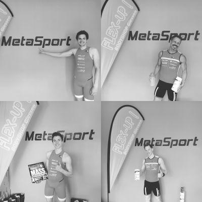 Das Team Sportona zu Gast bei MetaSport