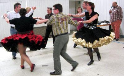 Clubabend bei den Taubertal Dancers Bad Mergentheim