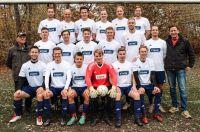 Starke Trikots für die starken Fußballer der zweiten SV 07 Lindener Herrenmannschaft