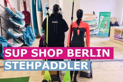 SUP SHOP Berlin   Stehpaddler