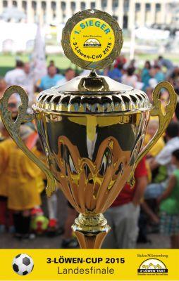 Um Diesen Pokal kämpften in diesem jahr 15000 Grundschülerinnen und Schüler.