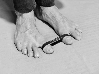 Toega ist Yoga für die Füße (© MyFoot UG)