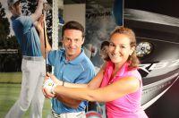 Zeitgemäßes Training in der Golf Lounge Hamburg